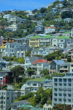Hillside Homes in Wellington