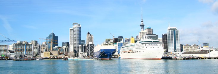 Auckland Central Harbourside