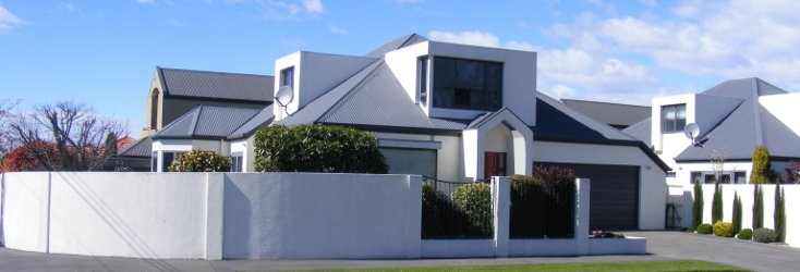 House rents in new zealand for Modern homes prices