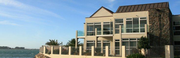 Upmarket Waterside Villa