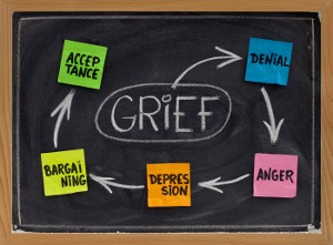 shopping grief